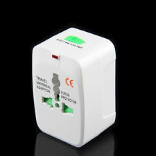New International Travel Power Charger Universal Plug Adapter US EU YXF AU