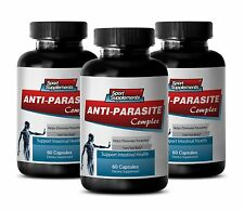 Cranberry Tablets - Anti Parasite Complex 1485mg - Liver Cleanse Caps 3B