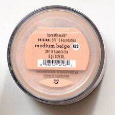 Bare Escentuals Medium Beige Bare Minerals Original Foundation N20 8 grams/0.28