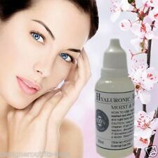 100% Pure Natural Hyaluronic Acid Gel Firming Derma Skin Roller Serum Peptide 1