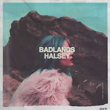 HALSEY: BADLANDS CD NEW
