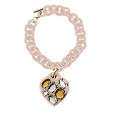 OPS! Objects Stone Collection Bracelet. Color Light Pink