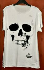 80%off sale Halloween Strongbow Skull  T-Shirt. (white)was 4.99