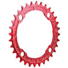 RaceFace 36t x 104mm BCD Narrow Wide Chainring 9/10/11 Speed (RED)