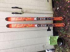 Atomic betaRide Skis 167cm with bindings