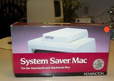 APPLE MAcINTOSH VINTAGE SYSTEM SAVER MAC NEW IN BOX APPOX 1985 KENSINGTON