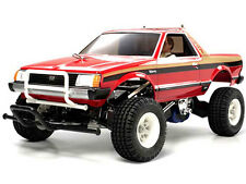 58384 Tamiya RC Subaru Brat 1/10th Truck Kit Pro Built RTR COMBO PACKAGE