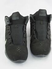 Nike AV Pro 4 Black Basketball Shoes Boys Girls 2Y