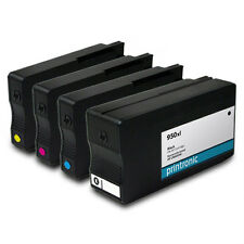 4PK Ink Cartridges HP 950xl HP 951xl for OfficeJet Pro 276dw 8600 Plus 8620