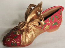 BWB Highly Collectable 'Just the Right Shoe' - Aladdin's Delight - 25028 - RARE