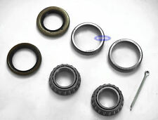 (2) Boat Trailer Hub Replacement Wheel Bearings Kit 1 1/16 x 1 1/16 Spindle