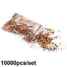 10000 PCS New Mixing Color Orbeez Crystal Soft Nerf Gun Bullet Water Paintball