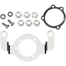 Chrome Air Cleaner Bracket Harley 2004-2005 Dyna Super Glide Sport Injected FXDX