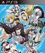 Used PlayStation PS3 Infinite Stratos 2: Love and Purge Japan Import F/S