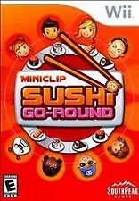 Sushi Go Round [Nintendo Wii] Brand New Factory Sealed