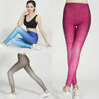 Damen Leggings Sport-Gymnastik-Yoga Komfortstretch Training Pants Stretch-Hosen