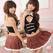 Lingeriecats Sexy Student Girl Uniform Sailor Suit Costume cosplay