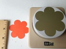 McGill Super Giant Giant Flower Punch - NEW