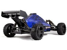 Redcat Racing Rampage XB RC Truck 1/5 Scale Gas 2.4GHz Remote Control Blue Body