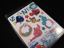 Fabulous Disney Pixar - Finding Nemo - Fishtank Stickers - Surfs Up Dude!