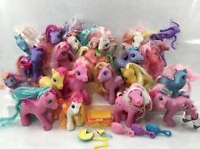 My Little Pony MLP G3 Ponies Various Styles Large Lot (B3)