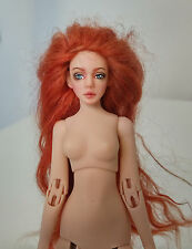 EVA bjd from Solers tiny ball-jointed doll polyurethane 15cm 1:12 scale