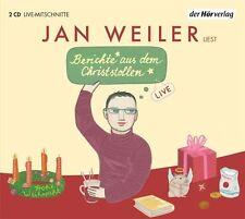 Berichte Aus Dem Christstollen  Jan Weiler Hörbuch CD