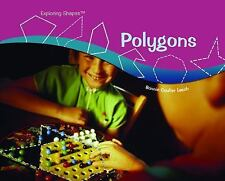 Polygons (Exploring Shapes)-ExLibrary