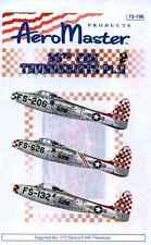 ad72196/ AeroMaster Decals - F-84 G - 86th FBG Thunderjets - Pt. II - 1/72