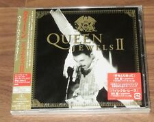 Queen JAPAN PROMO issue CD obi SEALED Freddie Mercury JEWELS II more listed!