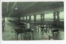 Roof Garden—Manila Hotel Antique Philippines PC 1910s