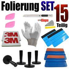 Auto Folierung - 15 Teilige -  Scheiben tönung - Rakel  Set - Auto Folien