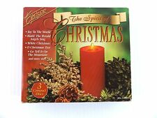 Excelsior The Spirit of Christmas CD Compact Discs Set of 3