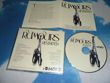 MOJO CD FLEETWOOD MAC - RUMOURS REVISITED/THE STAVES/JULA HOLTER/LEBLANC
