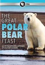 THE GREAT POLAR BEAR FEAST, AS SEEN ON PBS SEALED