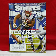 SPORTS ILLUSTRATED NEW ENGLAND PATRIOTS JONAS GRAY Steve Smith Corey Kluber