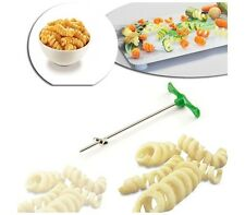 Taglia patate a spirale piccolo WELKHOME verdure a ricciolo accessori cucina