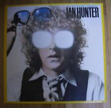 IAN HUNTER You're Never Alone With A Schizophrenic LP