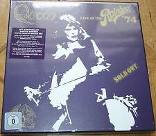 Queen Live at the rainbow Limited super deluxe BOXSET 2 CD 's, DVD, Blu-ray Neuf O