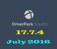 Driver Pack Solution 17 (July 2016 ~ 17.7.4) Dual Layer DVD Edition for Windows