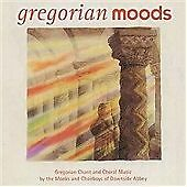 GREGORIAN MOODS - THE MONKS AND CHOIRBOYS OF DOWNSIDE ABBEY - CHANT MUSIC
