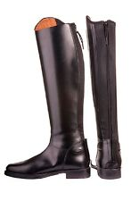 HKM Rimini Horse Riding Boots Length Standard/Width Black Sizes 3456789 3992