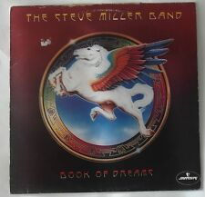 The Steve Miller Band - Book of Dreams Vinyl LP - Mercury