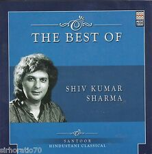 SHIV KUMAR SHARMA The Best Of CD