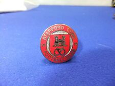 vtg badge stafford town football club 1976 supporters badge