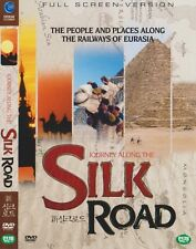 Journey Along the Silk Road (2005) Ken Ogata DVD