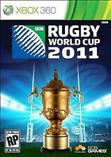 Xbox 360 Rugby World Cup 2011 VideoGames