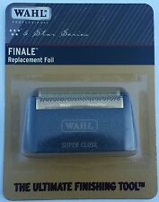 WAHL 5-Star FINALE Shaver Shaper Free Shaver replacement foil