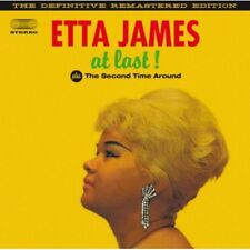 At Last! + The Second Time Around - Etta James (2012, CD NEUF)