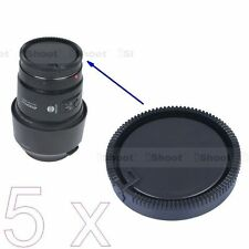 5x Rear Lens Cap Cover Protector for Sony Konica Minolta a Series Lens – AT COST